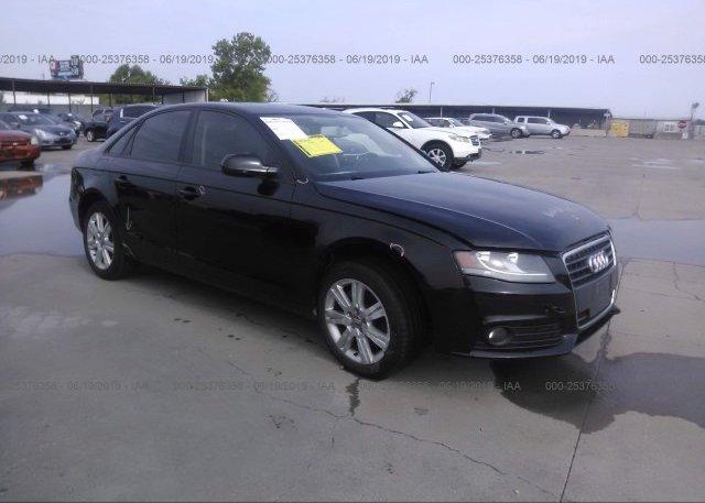 Inventory #384274154 2011 AUDI A4