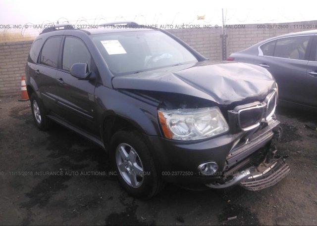 Inventory #644969873 2007 Pontiac TORRENT