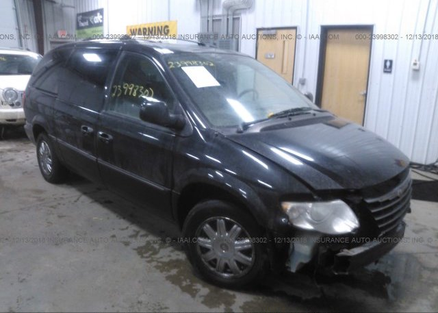Inventory #992496099 2005 Chrysler TOWN & COUNTRY