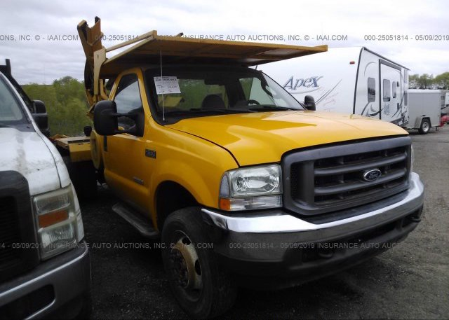 Inventory #639623905 2004 FORD F550