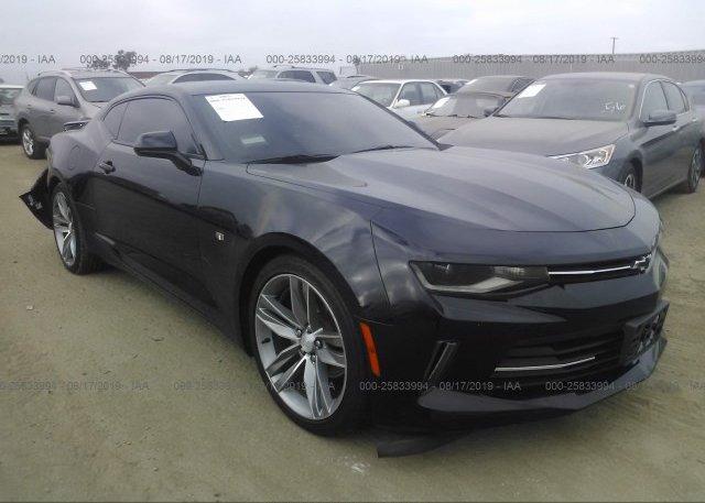 Inventory #376683927 2018 Chevrolet CAMARO