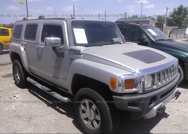Inventory #664725564 2008 Hummer H3