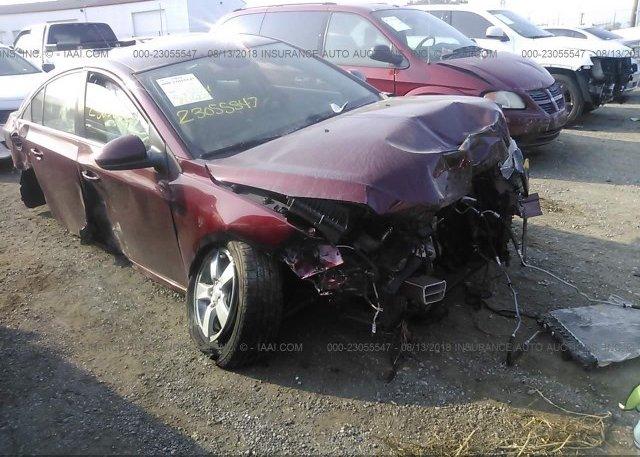 Inventory #780882767 2015 Chevrolet CRUZE