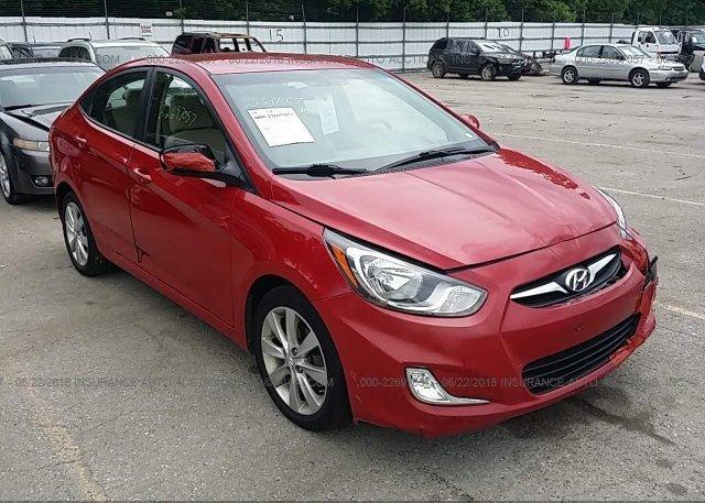 Inventory #162656170 2012 Hyundai ACCENT