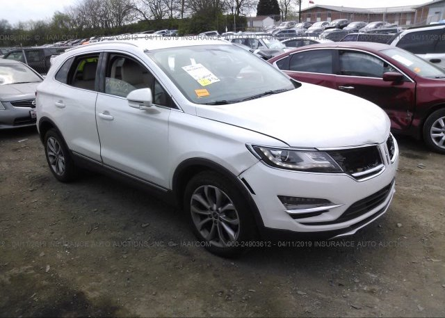 Inventory #716734529 2017 Lincoln MKC