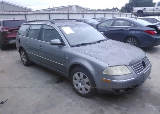 Inventory #427490473 2001 Volkswagen PASSAT