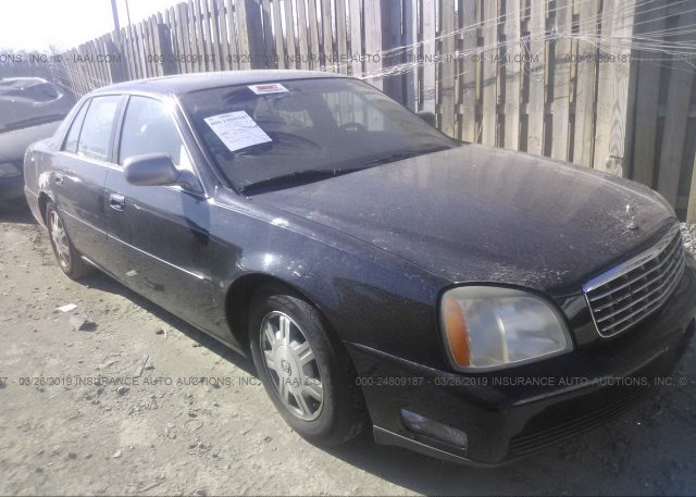 Inventory #453942271 2003 Cadillac DEVILLE