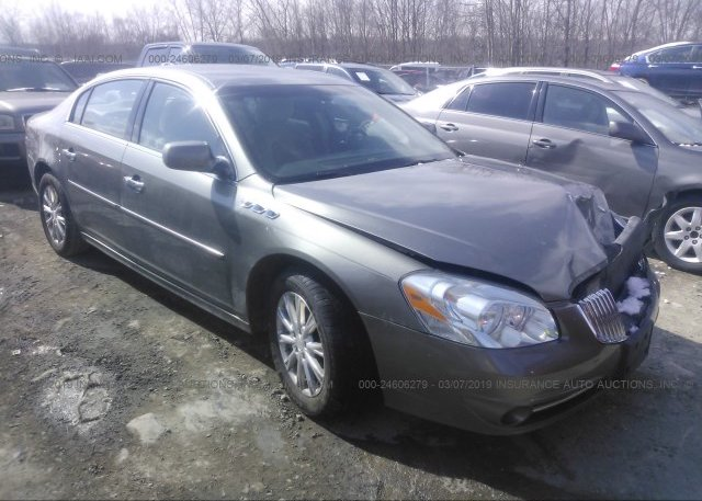 Inventory #500374941 2011 Buick LUCERNE