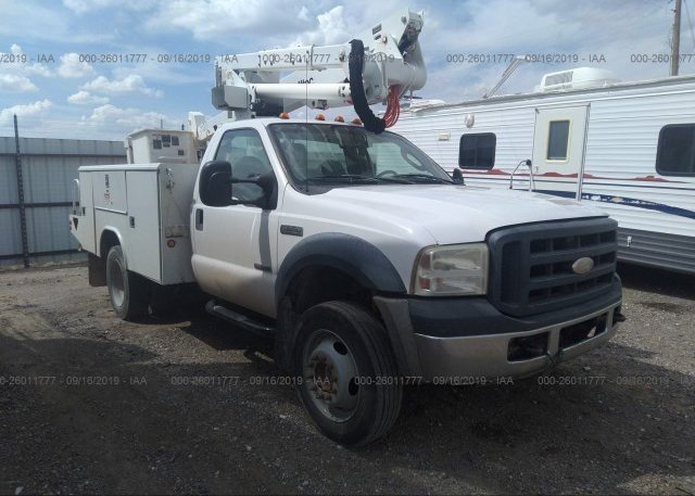 Inventory #998929007 2007 FORD F550