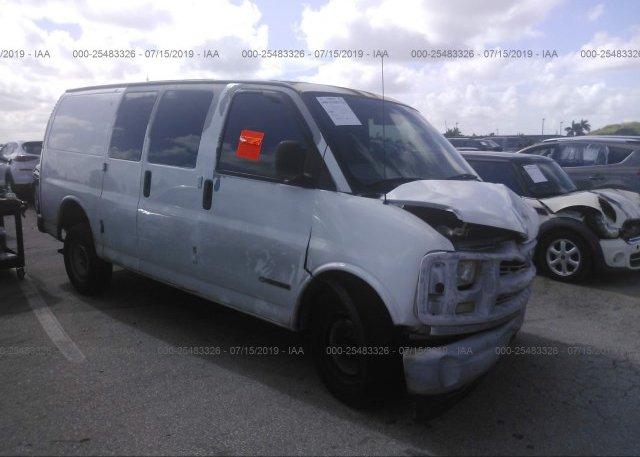 Inventory #518949381 2000 Chevrolet EXPRESS G2500