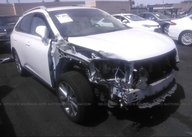 Inventory #360148614 2013 Lexus RX