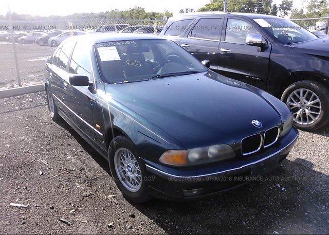 Inventory #606143713 1998 BMW 528