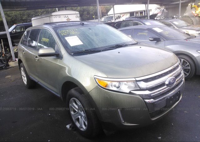 Inventory #912887240 2012 FORD EDGE