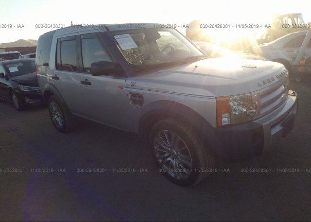 Inventory #357082919 2006 Land Rover LR3