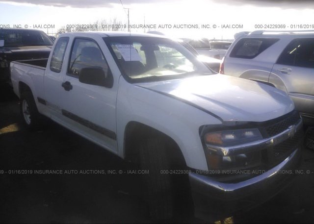 Inventory #683651304 2006 Chevrolet COLORADO