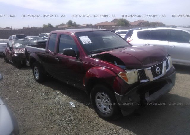 Inventory #998829426 2007 Nissan FRONTIER