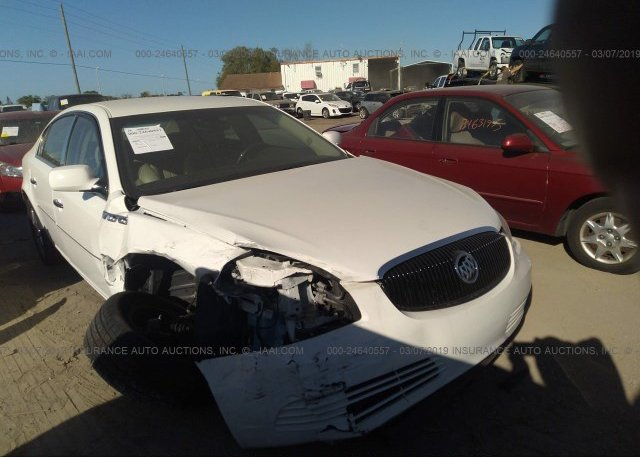 Inventory #898744588 2008 Buick LUCERNE