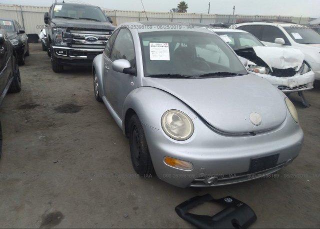 Inventory #195464939 2003 Volkswagen NEW BEETLE