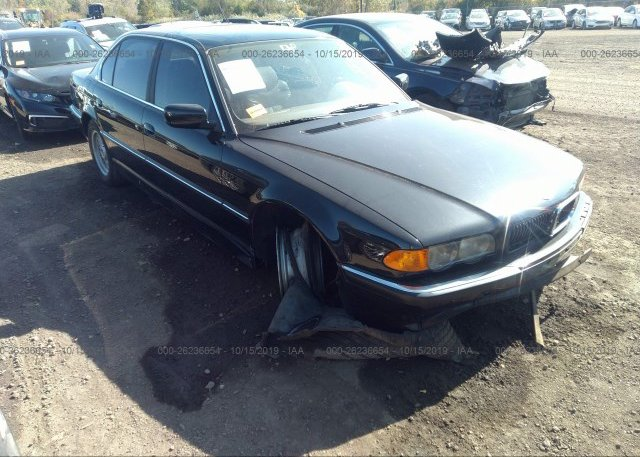 Inventory #821772473 1999 BMW 740
