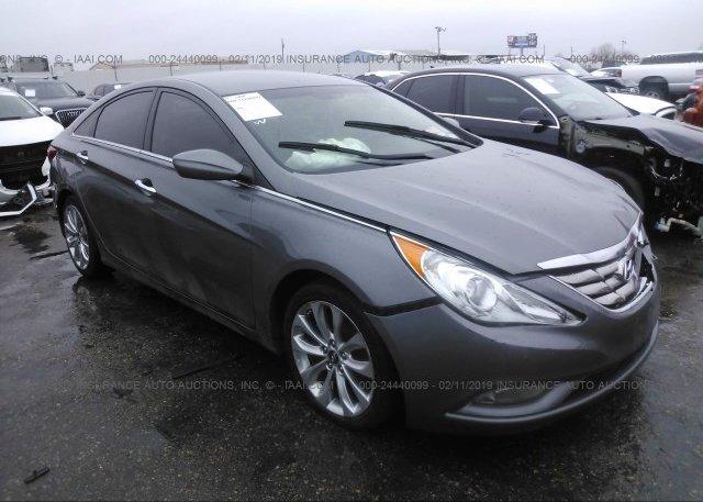 Inventory #447465937 2013 Hyundai SONATA