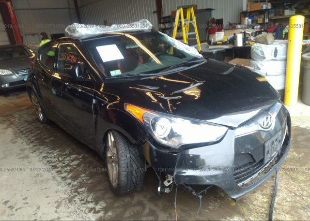 Inventory #809390603 2012 Hyundai VELOSTER
