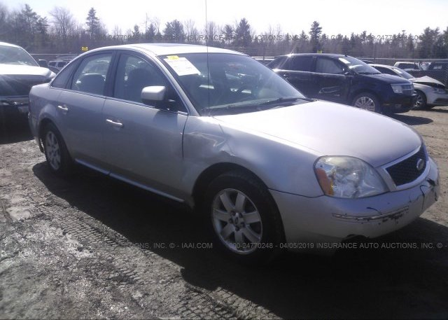 Inventory #707392232 2006 FORD FIVE HUNDRED
