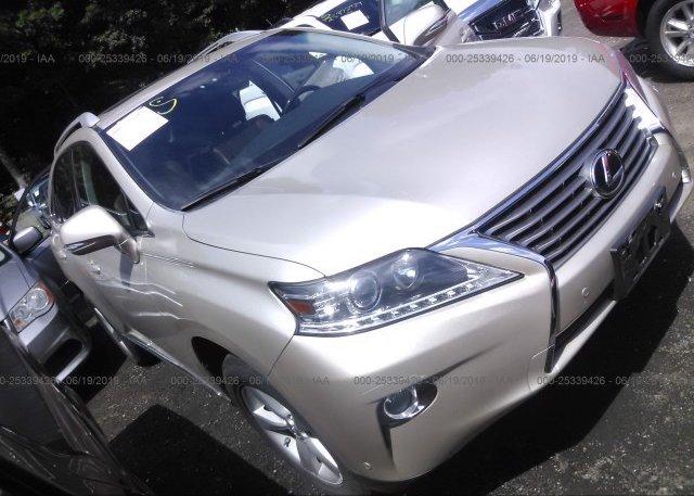 Inventory #920824891 2013 Lexus RX