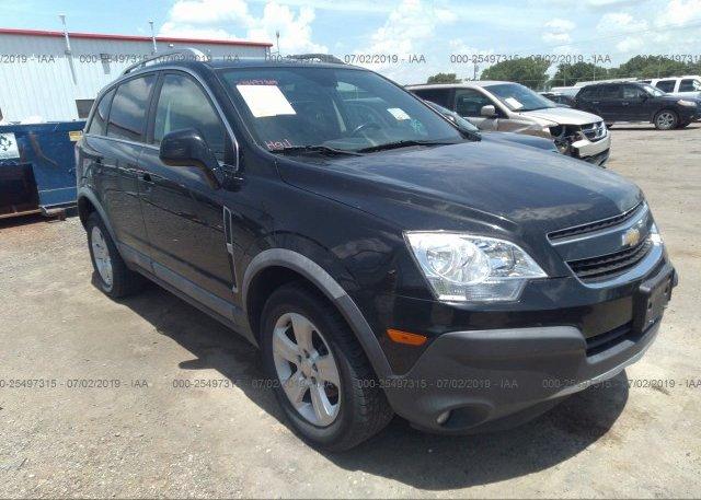 Inventory #850025898 2014 Chevrolet CAPTIVA