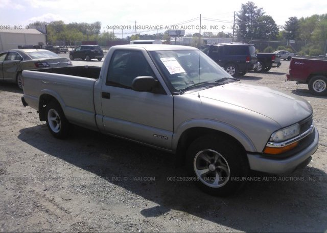 Inventory #186578948 2001 Chevrolet S TRUCK
