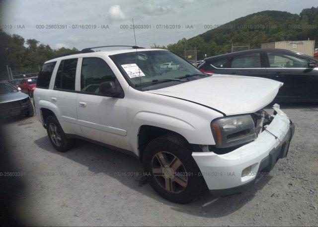 Inventory #107591565 2005 Chevrolet TRAILBLAZER