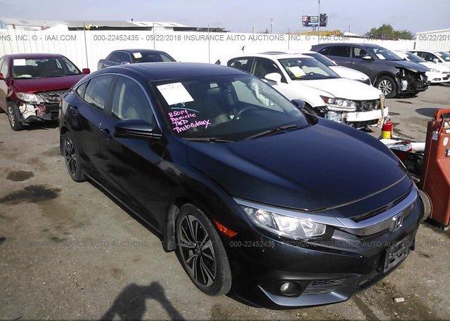 Inventory #268017272 2016 Honda CIVIC