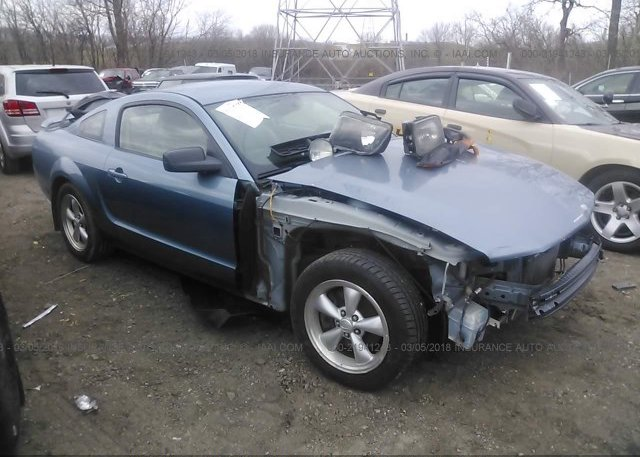 Inventory #582247337 2007 FORD MUSTANG