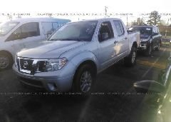 2015 Nissan FRONTIER - 1N6AD0EV5FN739564 Right View