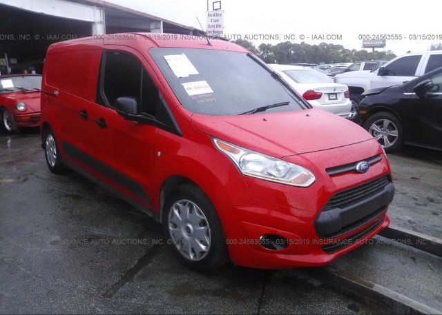 Inventory #831013564 2018 FORD TRANSIT CONNECT
