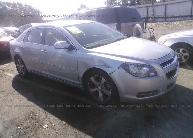 Inventory #699457690 2012 Chevrolet MALIBU