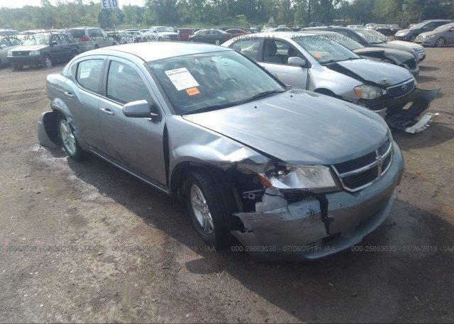 Inventory #598333391 2010 Dodge AVENGER