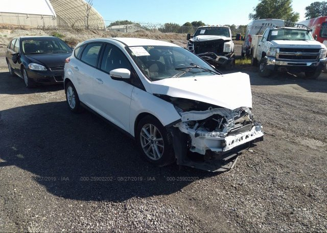 Inventory #339807608 2015 FORD FOCUS