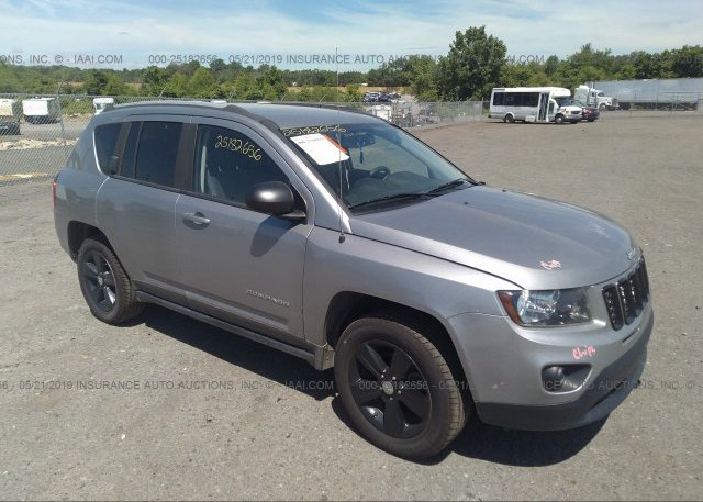 Inventory #619758585 2016 JEEP COMPASS