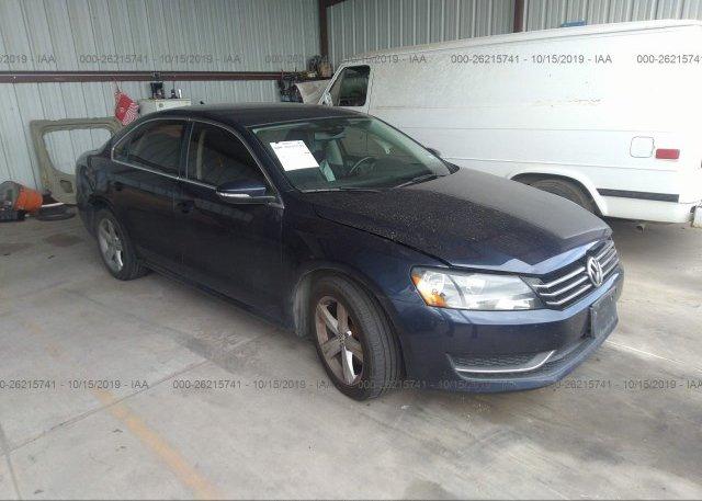 Inventory #428528077 2012 Volkswagen PASSAT
