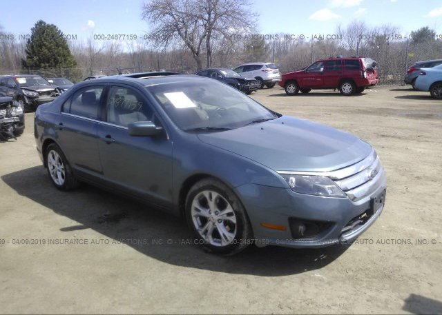 Inventory #304915805 2012 FORD FUSION