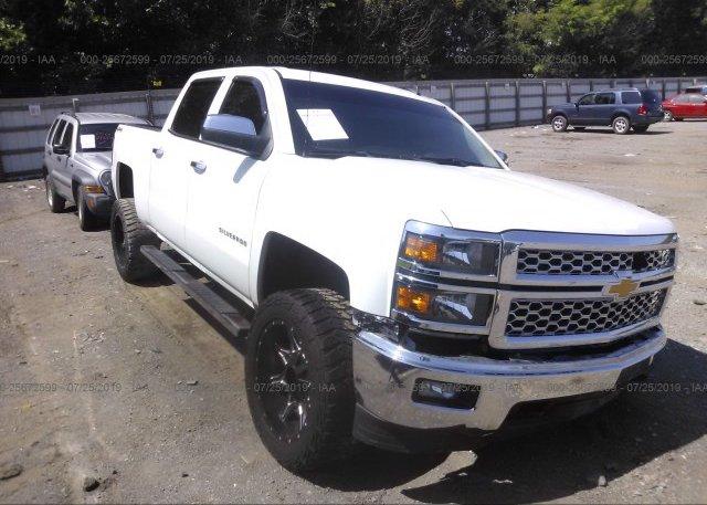 Inventory #633243779 2014 Chevrolet SILVERADO