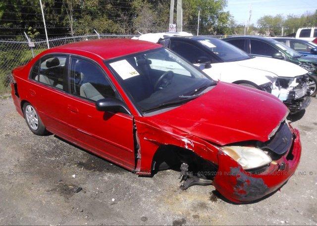 Inventory #861828283 2005 Honda CIVIC