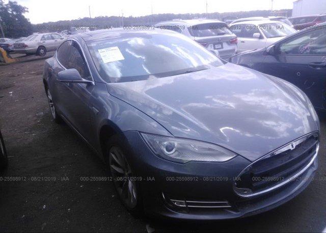 Inventory #726513074 2013 Tesla MODEL S
