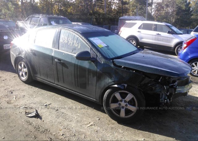 Inventory #392369839 2014 Chevrolet CRUZE