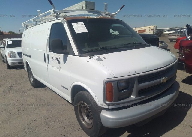 Inventory #999546240 2002 Chevrolet EXPRESS G2500