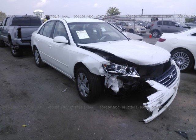 Inventory #347979859 2010 Hyundai SONATA