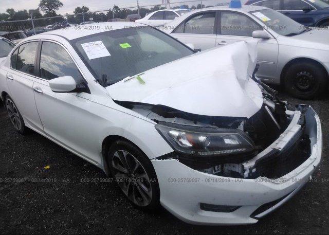 Inventory #993979648 2014 Honda ACCORD
