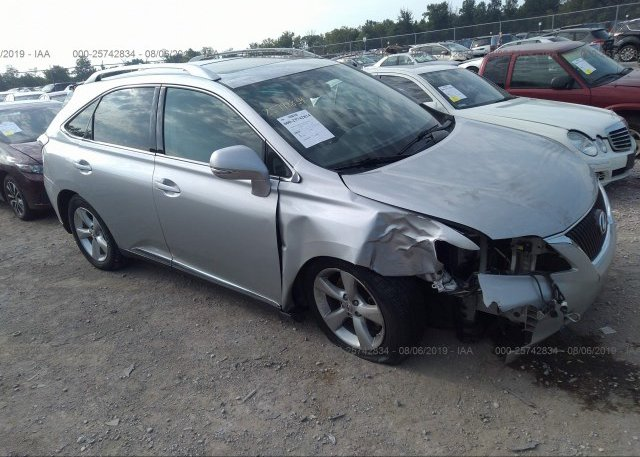 Inventory #773224805 2010 Lexus RX
