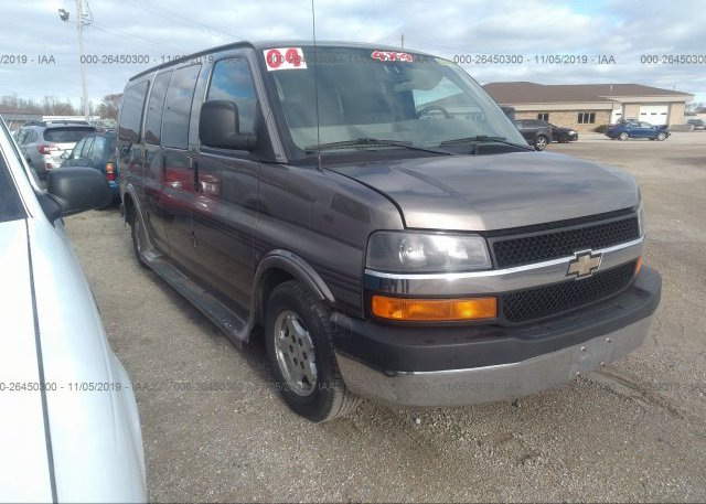 Inventory #885757908 2004 Chevrolet EXPRESS G1500