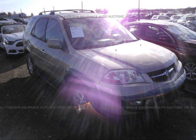 Inventory #433948945 2001 Acura MDX